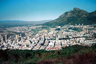 Cape Town 1993