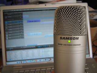 Samson USB mic | by thms.nl