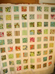 belle quilt - quilt top | by rose (is red)