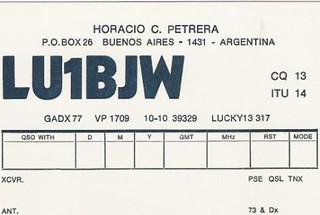 Qsl Card 1990