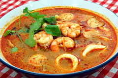 tom yam soup | by Sko.Lianna