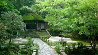 Honen-in Temple Entrance | by randomwire