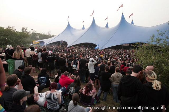 Download Festival 2007 Korn | Korn pack out the Dimebag Darr