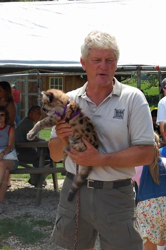 john and baby cougar