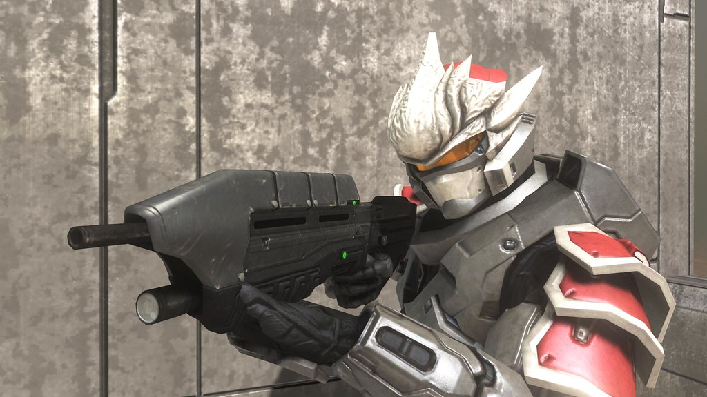 Hayabusa Armor   Halo 3 Screenshot  Large on black   Ton MJ