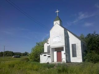 Saint Anthony's Catholic Church   by Hobo Matt