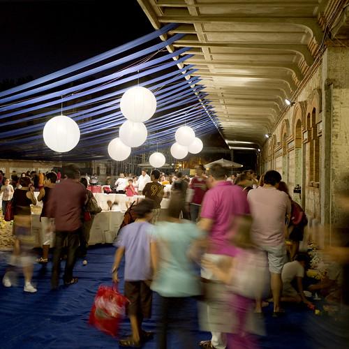 LaNocheDeLosNiños.org - intercambio de juguetes - areas exteriores a recintos | by ecosistema urbano