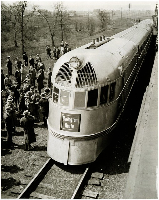 Burlington Zephyr