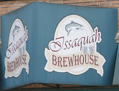 The Pub My Destination - Issaquah Brewhouse Sign | by Spiral Cage