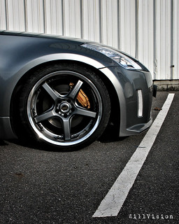 JDM Nissan 350Z / FairladyZ - Nismo bodykit & Volk wheels - Brembo | by WillVision Photography