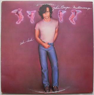 John Cougar Mellencamp 1983 Uh Huh Lp Record Vintage Vinyl