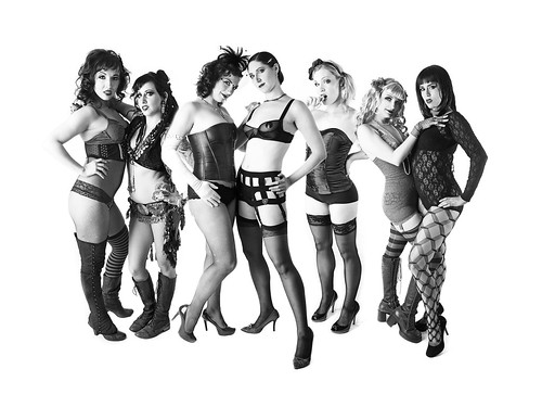 The Kiss Kiss Cabaret at the Greenhouse Theater Center | by Guy F. Wicke