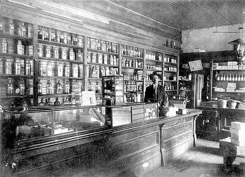 Doc Castels drug store