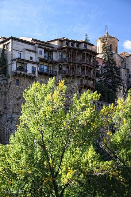 08 Casas colgantes de Cuenca