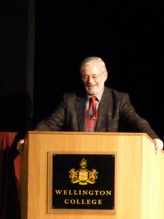 Canon Professor Keith Ward