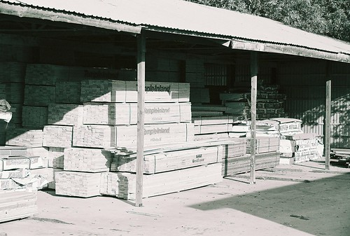 Austin Tx Lumber Yard Lumber Bins Photo Of Yellow Pine