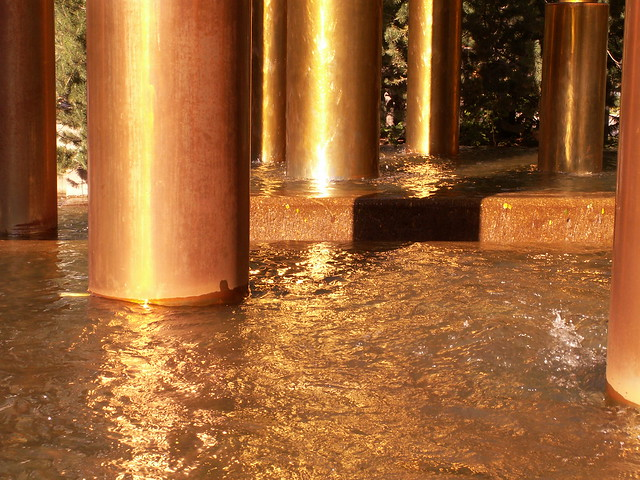 Peavey Fountain Tubes
