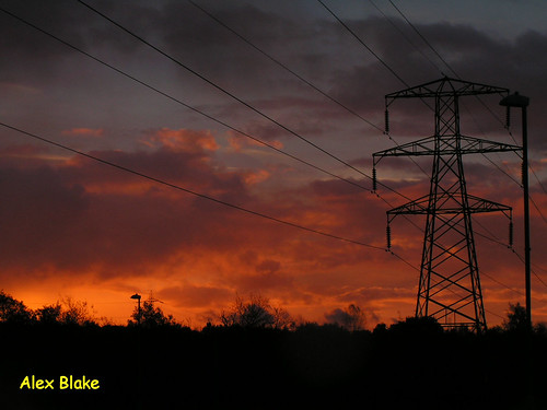 sunrise pylon