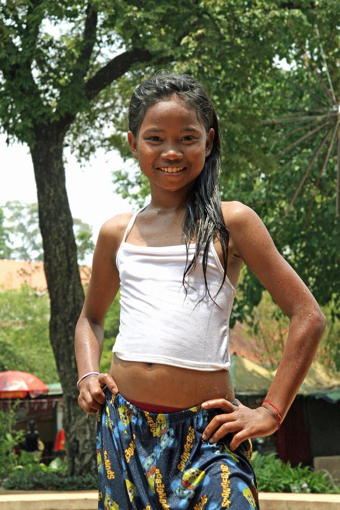 Young thai girl model jpeg