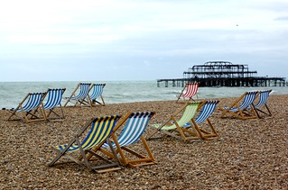Rent-a-deck chair. | by thepatrick