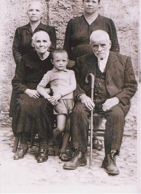 Famiglia di Luigi Taverniti (Pazzano)