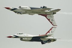 RIAT '07 - Thunderbirds mirror | by Dr. Jaus