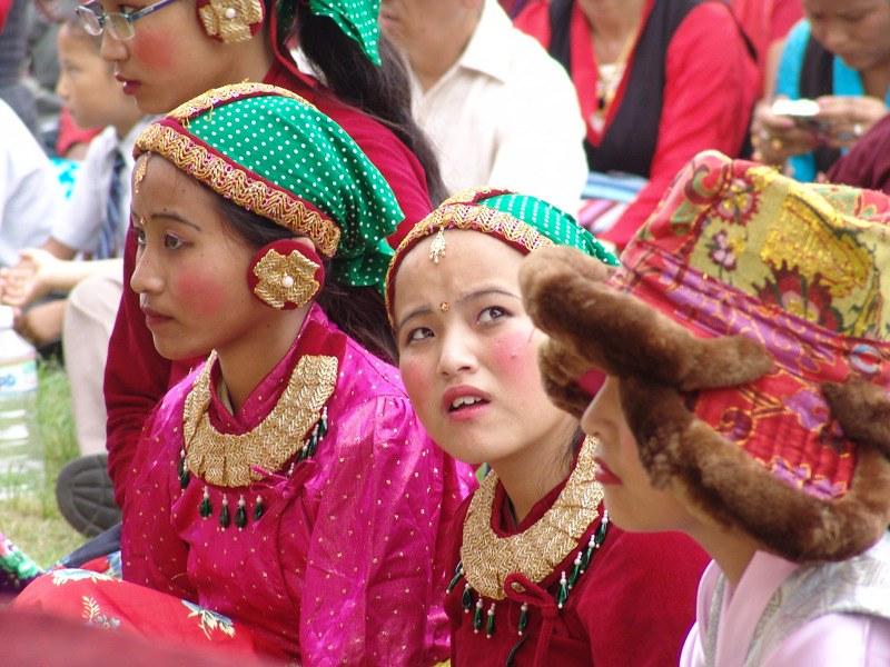 Tibetan Dancers 53