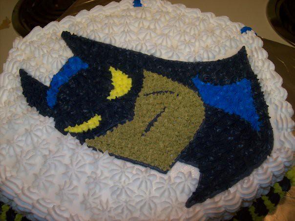 Pleasing Batman Birthday Cake Batman Birthday Cake Buttercream Maria Birthday Cards Printable Opercafe Filternl