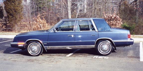 1987 chrysler new yorker 4 a photo on flickriver 1987 chrysler new yorker 4 a photo on