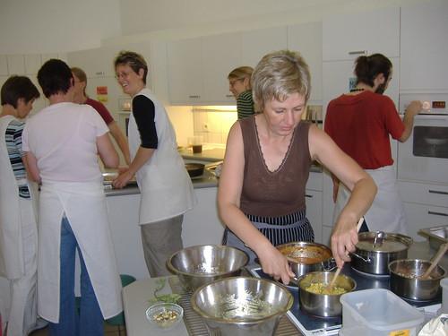 UGB Vollwertige Mittelmeerküche Juli 2007 (93)