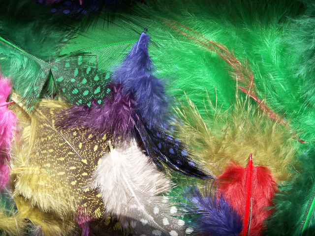 feather drawer