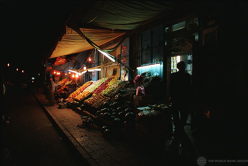 Open air market | by World Bank Photo Collection