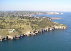 Durlston Country Park Aerial Shot | by Durlston Country Park