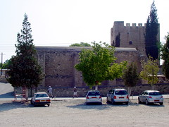 Лимасольский замок
