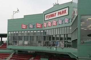 Fenway Park press box | by Mr. Littlehand