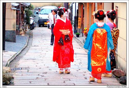 Kyoto - Maiko henshin | by Francesco_G