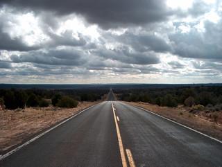 Endless road | by TheFriendlyFiend