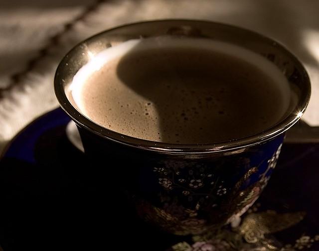 Guten Morgen Heut Mit Einem Arabischen Kaffee Danke D