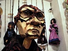 Czech Marionette Puppet