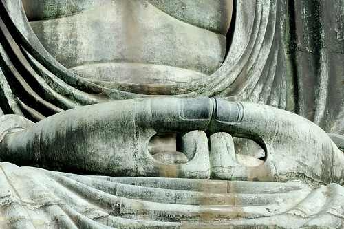 The hands of buddha | by JennyHuang