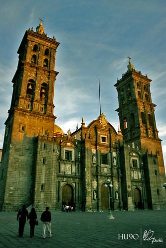 Puebla, Popocatepetl y el Iztaccihuatl - 8Marzo, 2008