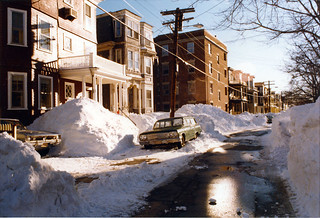 cambridge, blizzard of '78 | by kenyee