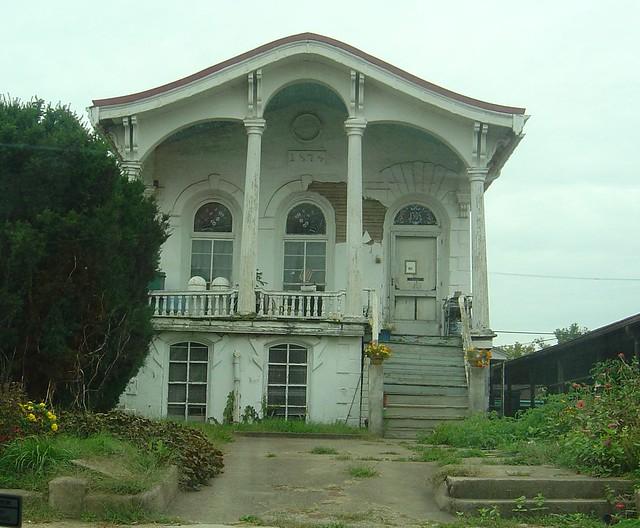 Coin Harvey House- She's seen better days