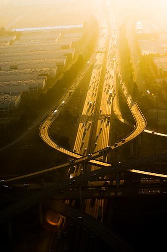ontario los traffic angeles ryan 10 ii empire interstate i10 inland raven robinson mihalyi r44 i ©2007