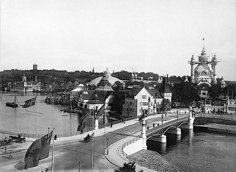 Allmänna konst- och industriutställningen (Stockholmsutställningen) 1897