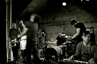 The Twilight Sad live @ XOYO, October 2010   by cougarmicrobes