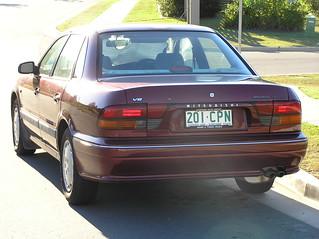 1994 TS Mitsubishi Magna Executive