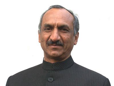 J P Agarwal member of Parliament New Delhi INDIA