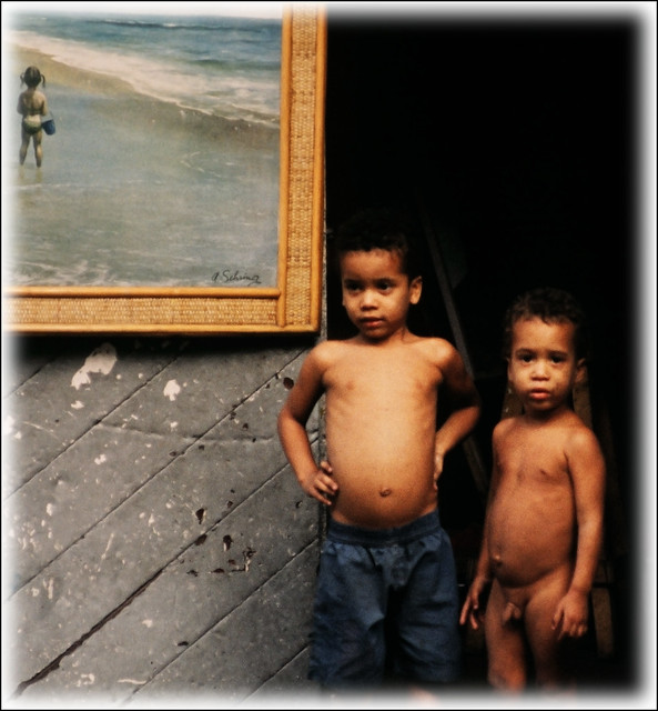 S.Domingo- bambini