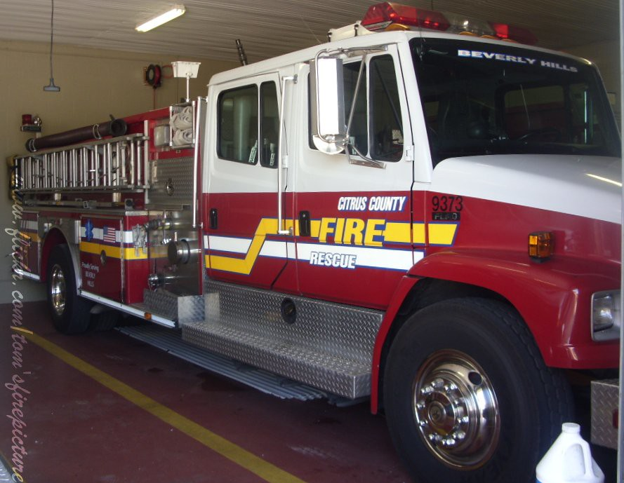 Citrus County Fire Rescue Engine 13   Tommy Fraustro   Flickr